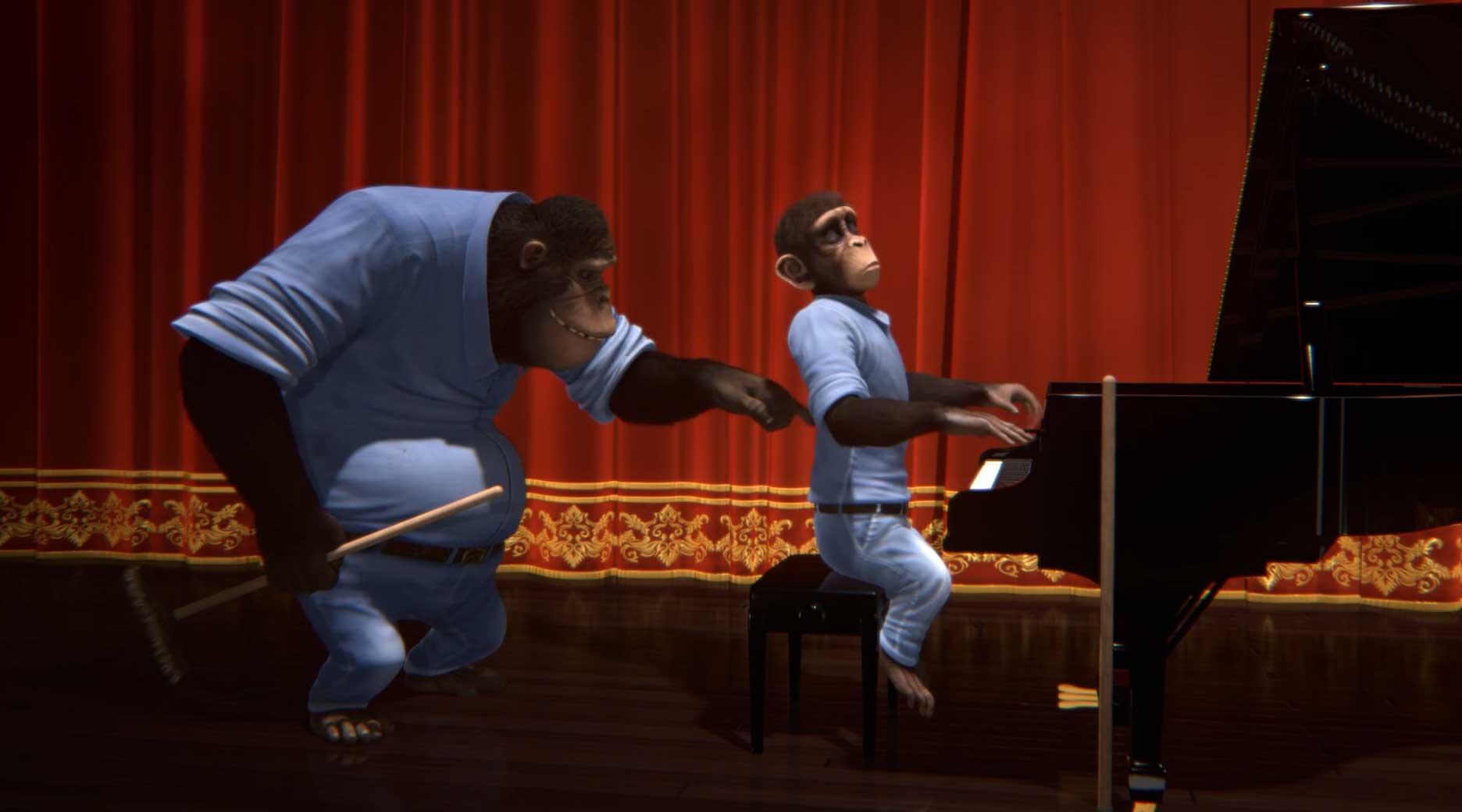 monkeysymphony